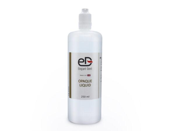 Opaque liquid