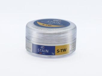 Transpa white stain