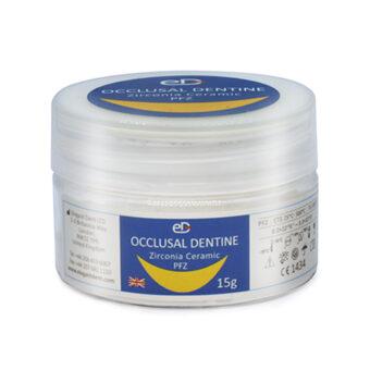 Occlusal dentine