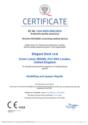 Ceramic liquids EC certificate